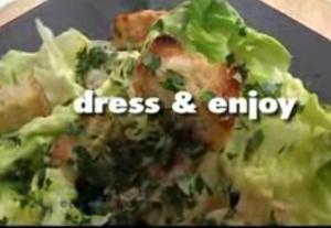 Basic Caesar Salad