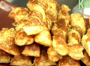 Puff Pastry Twist