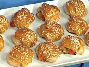 Appetizer Recipes: Sweet and Sour Shrimp Puff Appetizers