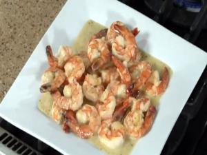 Wegmans Shrimp Scampi