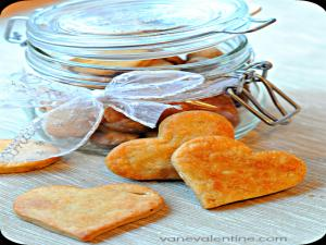 Sugar-Free Vanilla-Butter Cookies