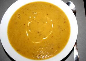 Celery Sauce for Boiled Turkey