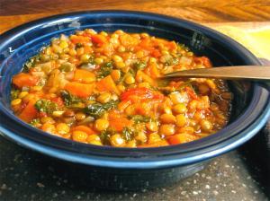 Chunky Lentil Stew