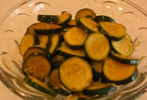 Simple Summer Sautéed Zucchini