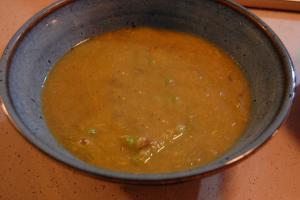 Hungarian Asparagus Soup