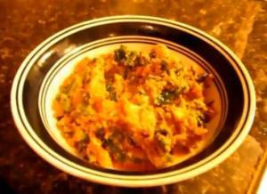 African Egusi Soup