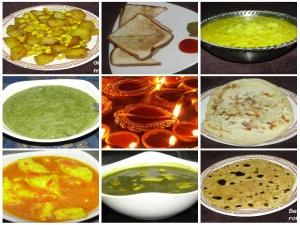 Popular Diwali Recipes