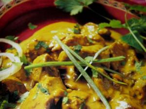 Anna's Mutton Beef Or Chicken Goa Curry
