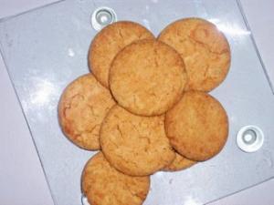 Plain Cookies