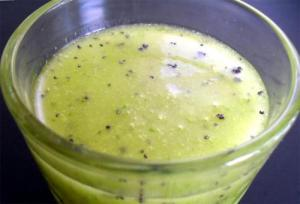 Olive Oil Lemon Dressing