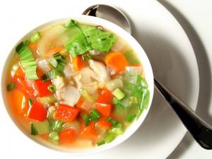 How to Make Vegetable Soup