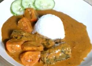 Classic Curry Sardines