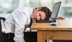 fat intake leads to daytime sleeping