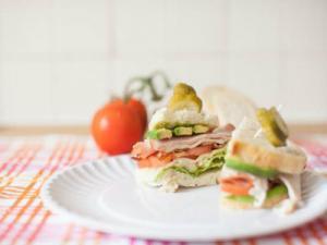 The Best Club Sandwich