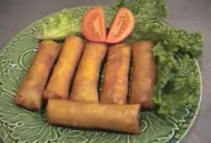 Thai Egg Rolls
