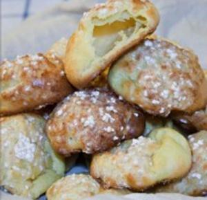 How To Make Chouquettes