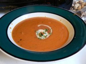 Chilled Tomato Bouillon
