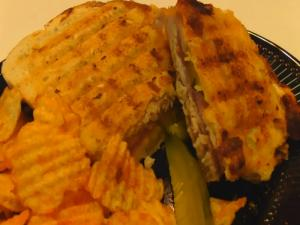 Betty's Jaredino-Style Cuban Sandwich (El Cubano!)