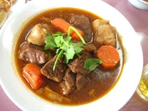 Beef Irish Stew
