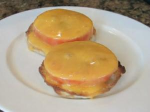 "English Muffin ""Pizza"" (Betty's Kitchen Fare)"