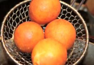 Colombian Cheeseballs