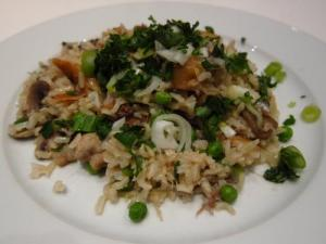 Wild Rice Olive Stuffing