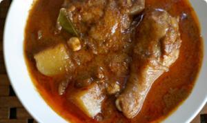 Massaman Curry Chicken