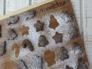 Molasses Roll Out Cookies - Christmas Cookies Collaboration