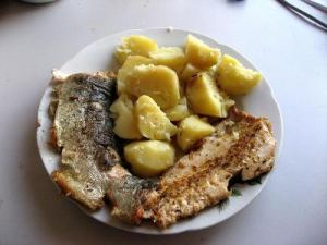 Black Hills Trout Pan Fried