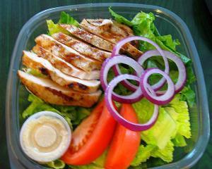 Simple Chicken or Turkey Salad