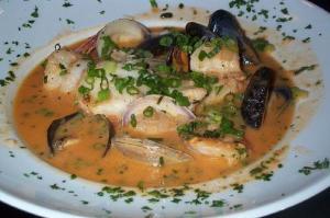 Shrimp and Crab Bouillabaisse