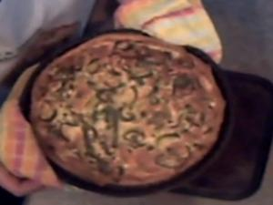 Once a Week Kitchen - How to Make Leek and Stilton Quiche