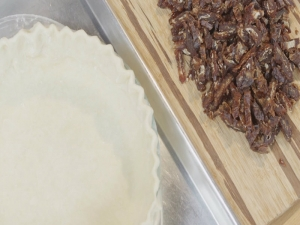 Butter Pie Crust Dough