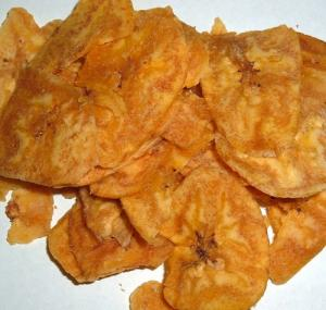 how to eat plantain, the healthy, crispy way?