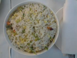 Delicious Rice Surprise - A Quick Fix Meal