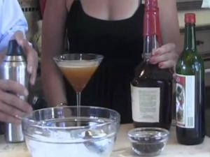 The 3 M's - Martini, Margarita, and Manhattan