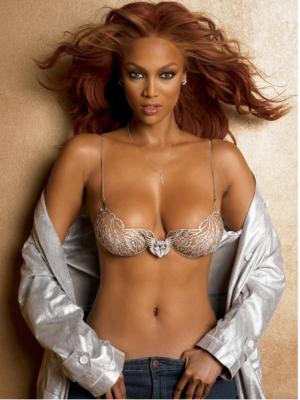 "Tyra Banks Says ""I Need Some Ass"""