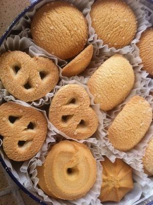Annie Leigh Harden's Cheese Biscuits