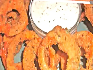 Old Fashioned Buffalo Onion Rings (contest entry video)