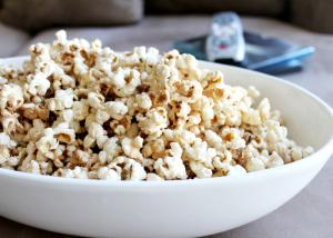 Cinnamon Sugar Pop Corn