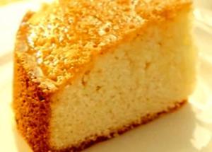 Tart-Sweet Lemon Drizzle Cake