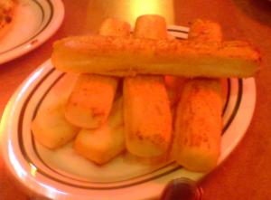 Garlic-Bread Sticks