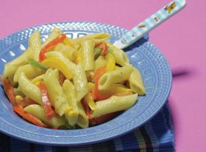 Cheesy Vegetable Pasta