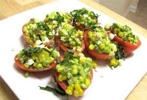 Chef's Special Stuffed Tomatoes