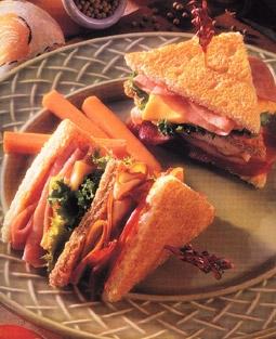 Brown Derby Sandwiches