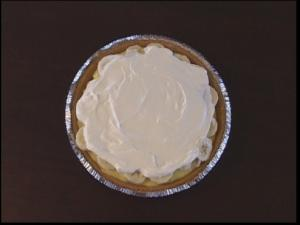 Low Fat Banana Cream Pie