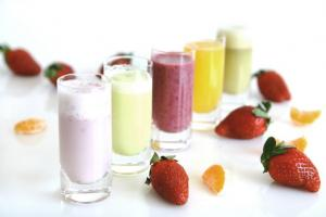 Smoothies that are healthy and cheap too.