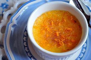 Orange Mascarpone