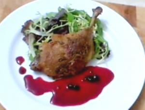 Duck Confit Part 1 - Roast