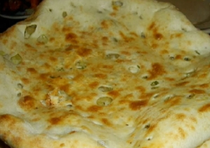 Kulcha - Indian Flat Bread